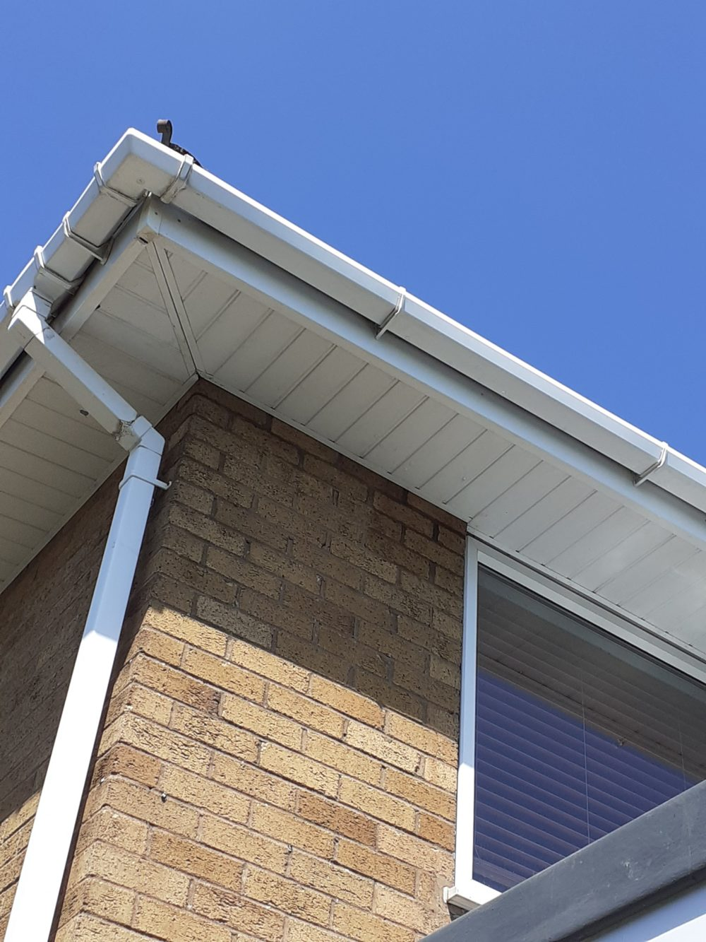 Fascia and Soffit cleaning Coventry