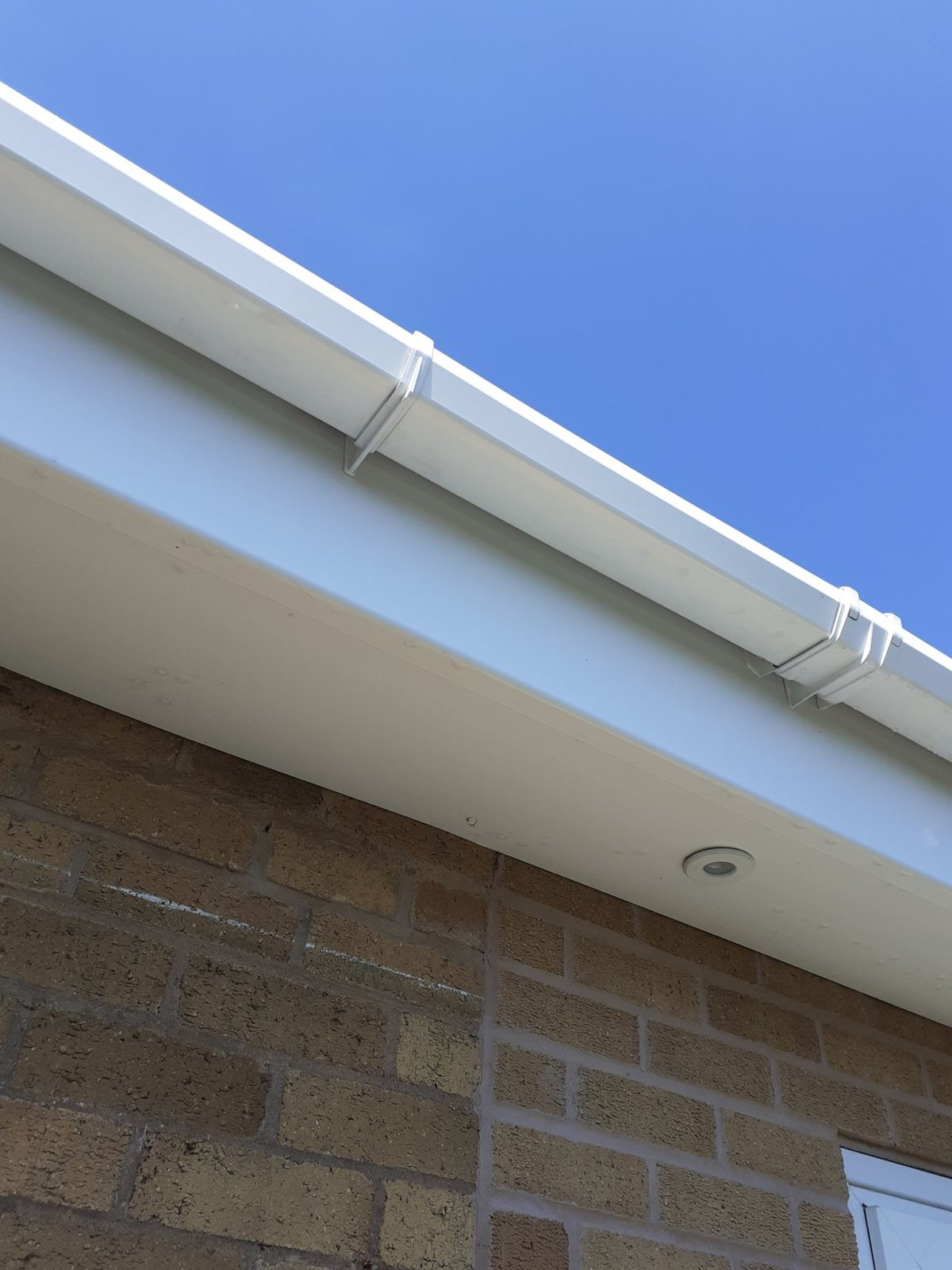 Fascia and Soffit cleaning Redditch