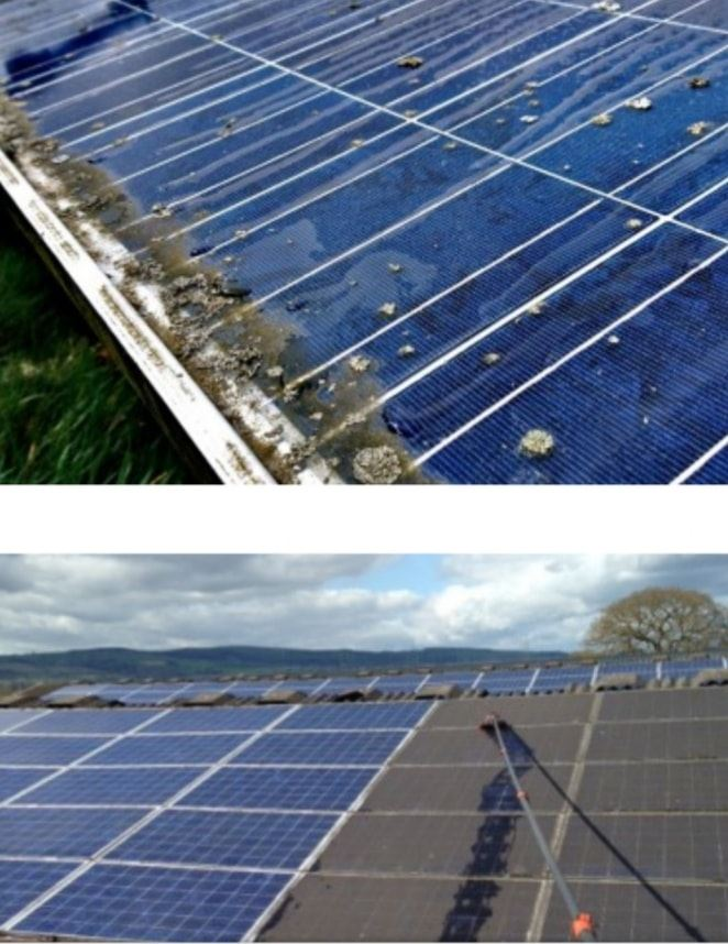 Solar Panel Cleaning Redditch