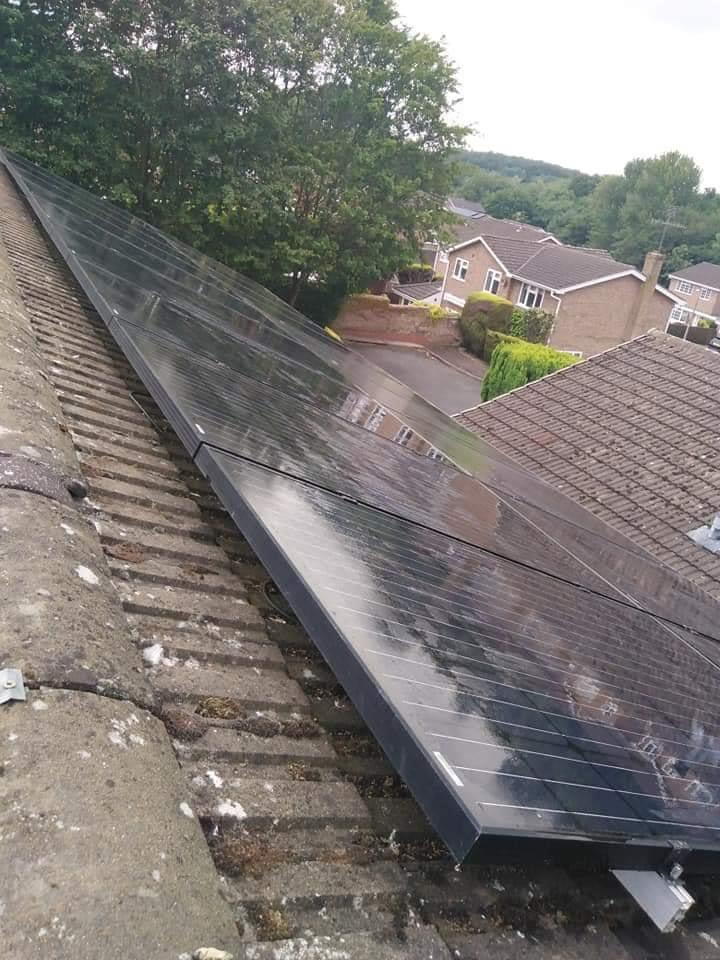 Solar Panel Cleaning Birmingham